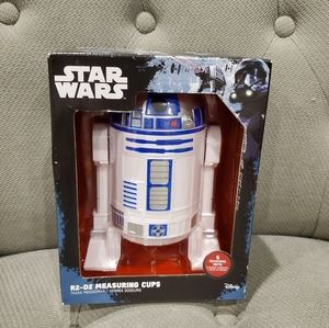NIB Star Wars R2-D2 Measuring Cups